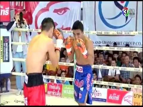เพชรบางบอน ก่อเกียรติยิม vs เอสพิโน ซาบู Petchbarngborn Kokietgym vs Espinos Sabu