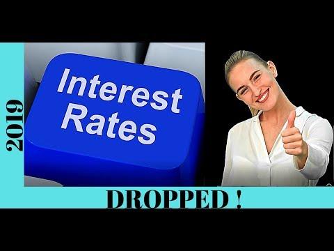 pleasanton-real-estate---mortgage-interest-rates-dropped-2019