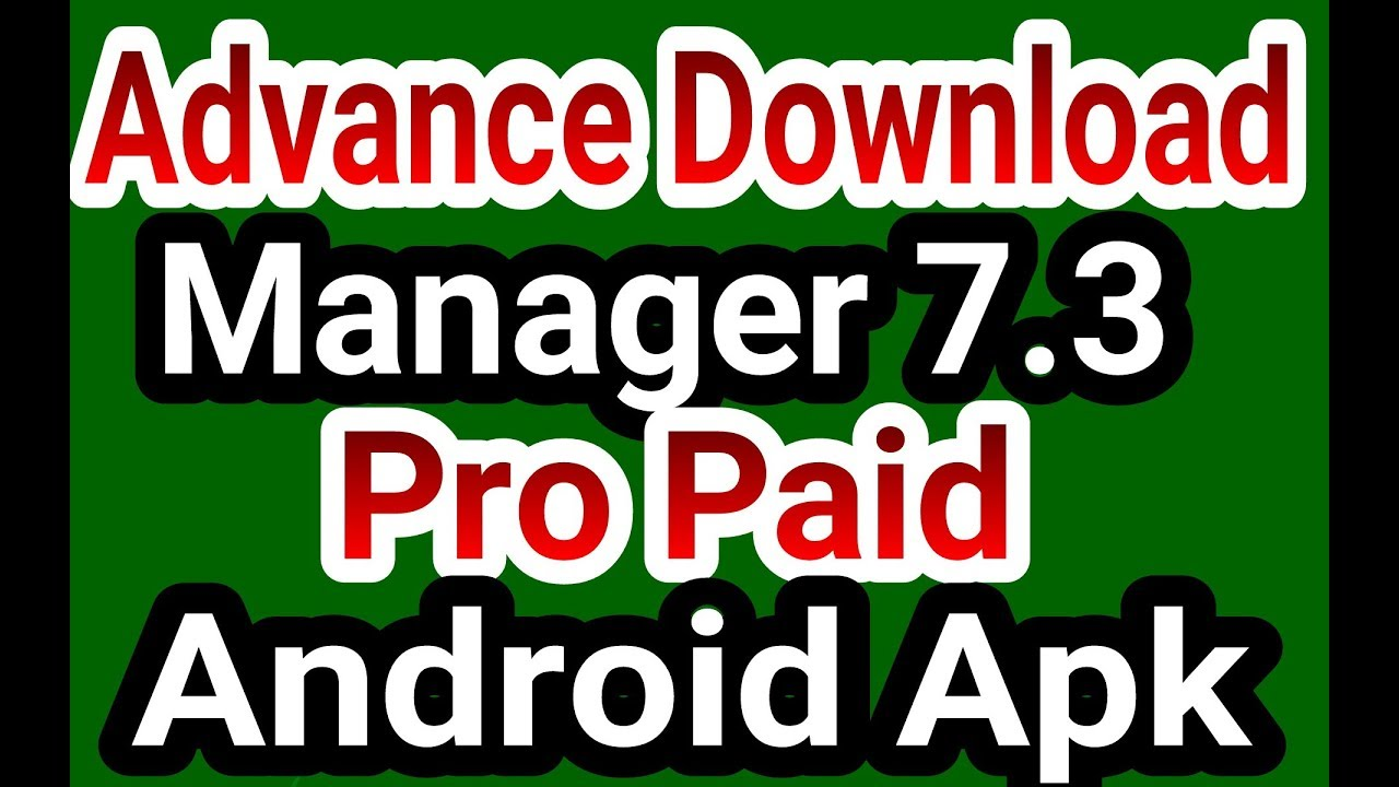 ADM Pro 7 3 4 Paid Full Lifetime License Activated Android Apk