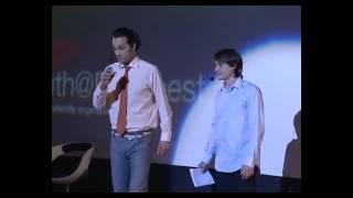 Nincs elveszett gyerek! | Péter Kun & Csaba Partali | TEDxYouth@Budapest