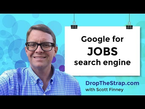 'Google for Jobs' search engine – post from your website
