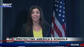 PROTECTING AMERICA'S SCHOOLS: Secret Service releases report