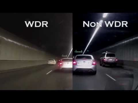 Dashcam Video Comparison - Low Light And Night Time