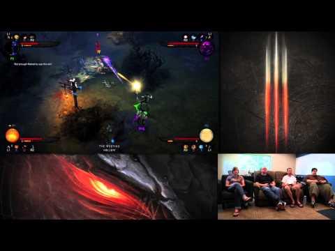 Penny Arcade Presents: Diablo III Console
