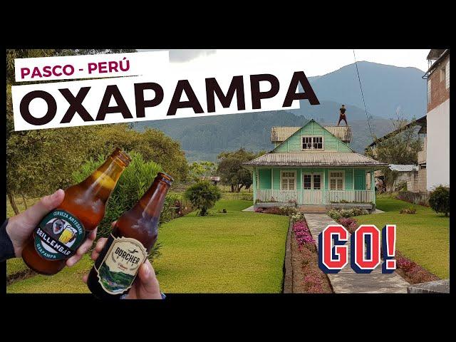 🍁 Oxapampa, Colonia Entre Las Montañas 🏡 | Turismo en Oxapampa, Selva Central del Perú.🌳🌞