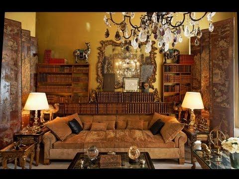Coco Chanel's Paris Apartment