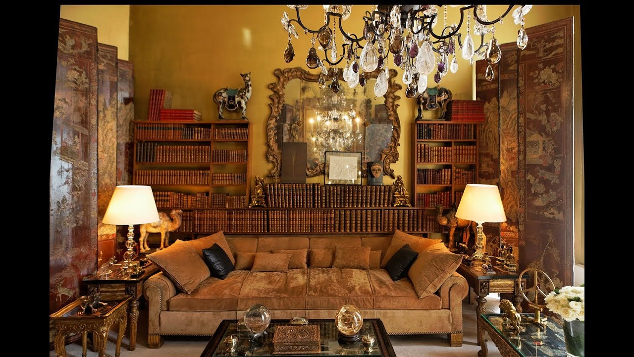 Coco Chanel S Paris Apartment Elegant Clutter Youtube