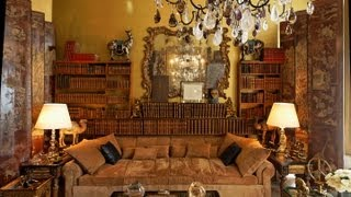 Coco Chanel's Paris Apartment - Elegant Clutter