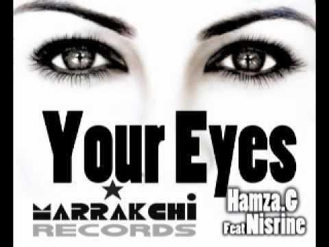 Your Eyes by Dj Hamza ft Nisrine