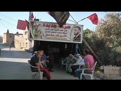 Israel: risco de vida para os prisioneiros palestinianos em greve de fome