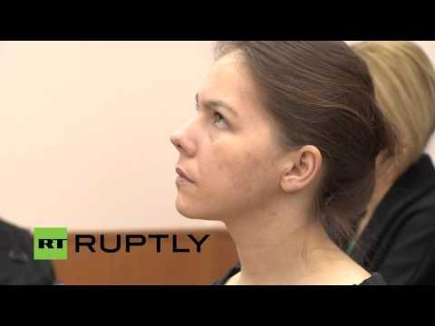 LIVE: Donetsk City Court to announce verdict for Nadezhda Savchenko