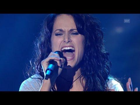 Vanessa Iraci - Freedom - Blind Audition - The Voice of Switzerland 2014