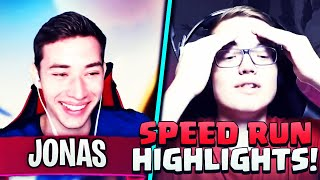 SPEED RUN HIGHLIGHTS #1! | Funny Moments | Clash Royale Deutsch