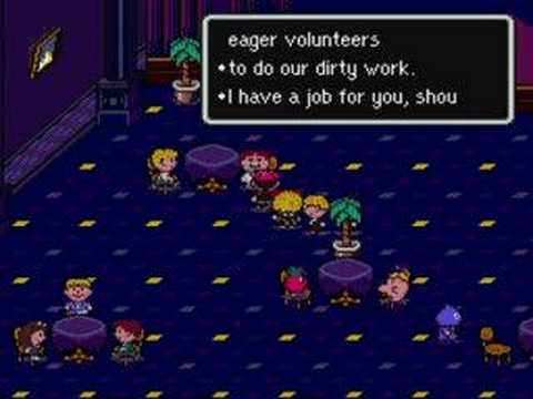 Earthbound Rom Hack: EB10th