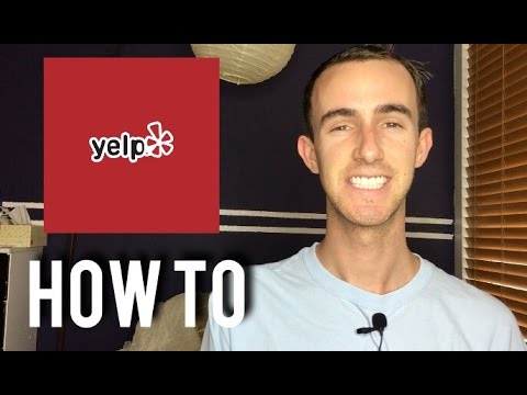 How to use Yelp!