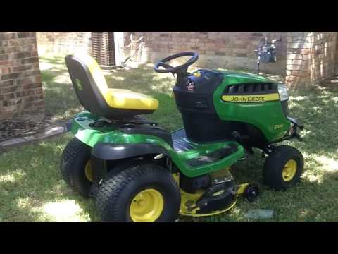 2016 Lawncutting Video at My Grandparent's House Part 2
