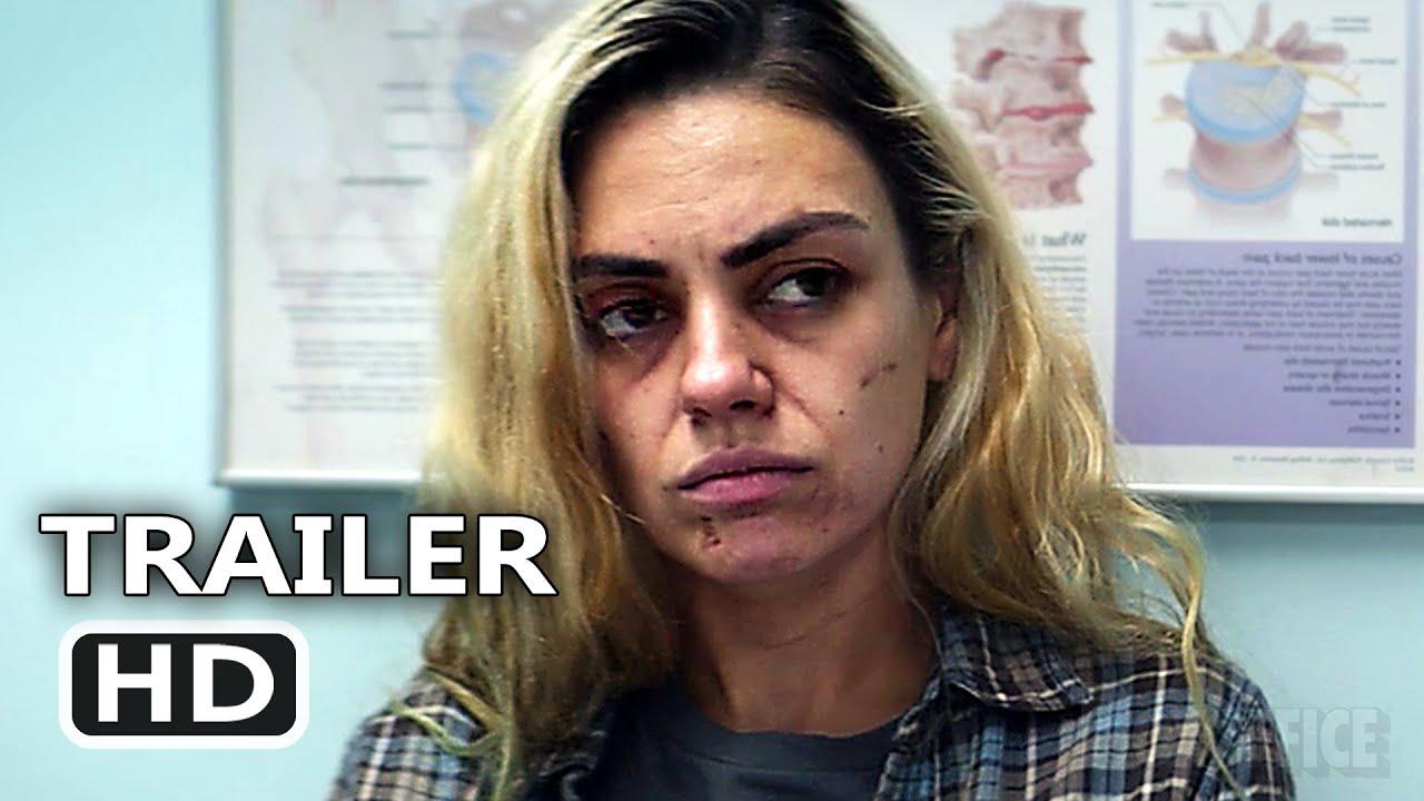 Download FOUR GOOD DAYS Trailer (2021) Mila Kunis, Glenn Close Drama Movie
