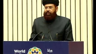 Maulana Saeed Kazmi,Pakistan speech (WSF) Organised by Aiumb