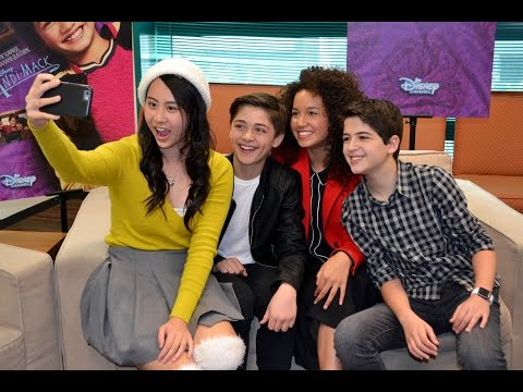 Meet the Kids of ANDI MACK: Peyton Elizabeth Lee, Asher Angel, Sofia Wylie & Joshua Rush