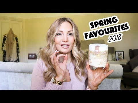 Spring Favourites 2018 | Beauty, Fashion & Food!