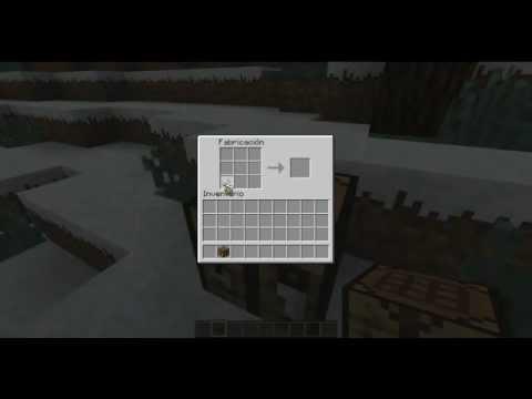 Como hacer lana en minecraft con hilo youtube for Como hacer muebles en minecraft