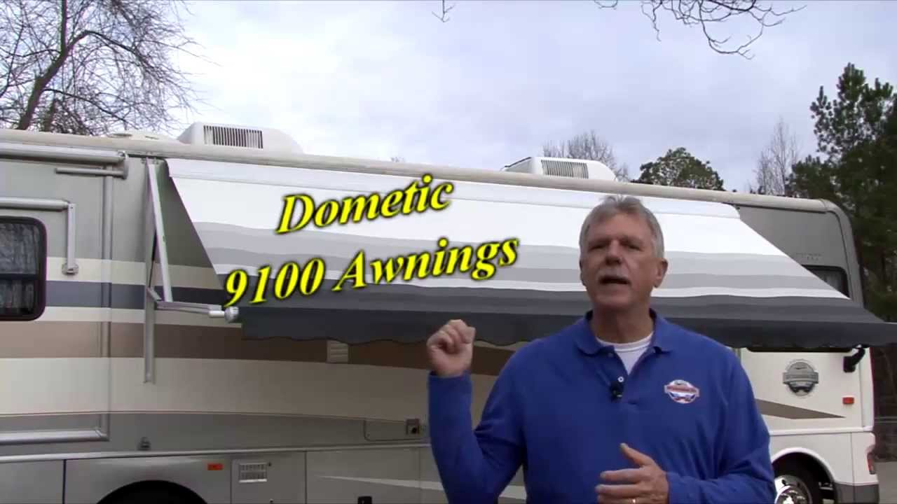 Dometic 9100 RV Power Awning