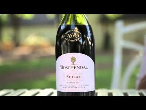 Boschendal Wine and Chocolate Pairing