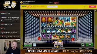 LIVE CASINO GAMES - !Vote Letsgiveitaspin!!! + !feature for free €€ 🥰🥰 (23/01/20)