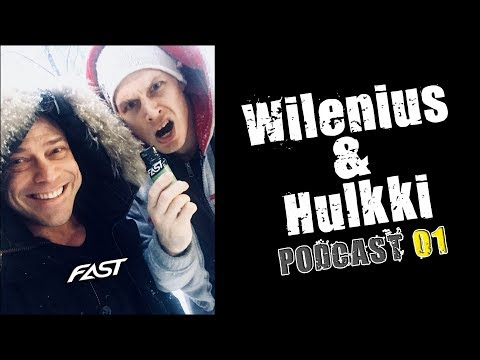 Wilenius & Hulkki PODCAST 01