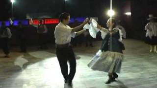 BALLET AMERICA MORENA -CUECA