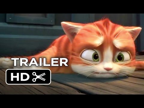 Thunder and the House of Magic Official US Release Trailer 1 (2014) - Animated Movie HD