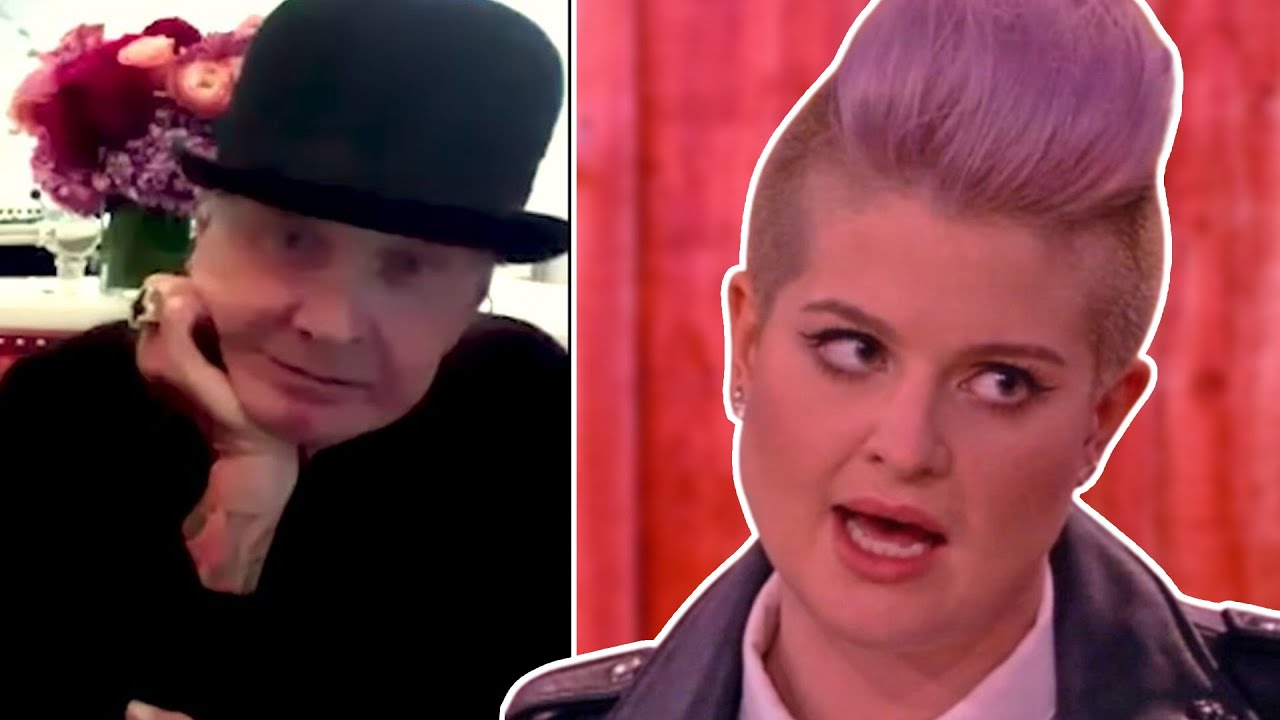 Ozzy Osbourne Gives An Update On His Health, Kelly Osbourne Goes Off On Troll Claiming Ozzy Is Sick