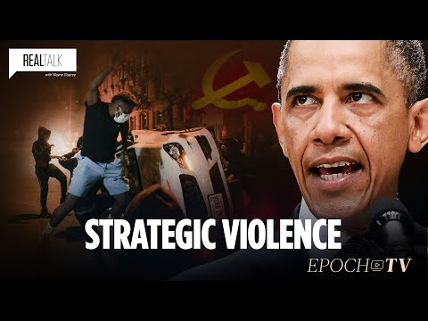 This Wave of Violence Has Been Strategic | Real Talk