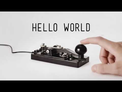 Sample Morse Code - Youtube