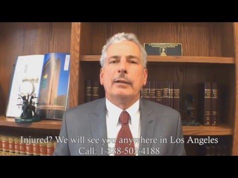 Auto accident lawyer reviews Tbone car crash Santa Monica,Topanga, West Hollywood