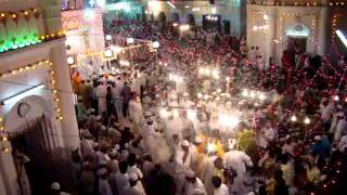 Warispak - Etawah Dargah during Qul Night of Sarkar Waris Pak Alam Panah Mehfil