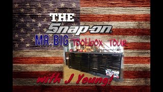 Snap On Mr. Big Toolbox Tour