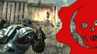 RAGE AND VOODOO ON RIVER! - Gears of War 2 (XBOX ONE) - Guardian Gameplay w/ LANDAN