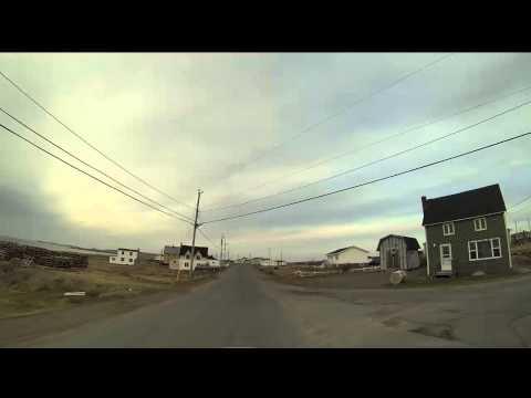 Cape Bonavista Drive - Bonavista Newfoundland Canada - GoPro HD Tour
