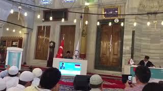 Video QORI H. ZAENAL ABIDIN TERBAIK 1 MTQ INTERNASIONAL DI TURKEY. MPH1. INDONESIA. 21.11.2017(8) download MP3, 3GP, MP4, WEBM, AVI, FLV Juni 2018
