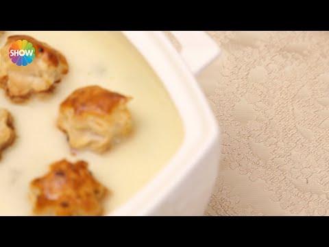 patatesli milföy kıtırlı çorba tarifi
