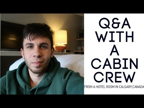 Aircrafts I work on   Cabin Crew Q&A   Back to being a student