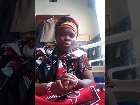 Gogo mopostola talk about idlozi