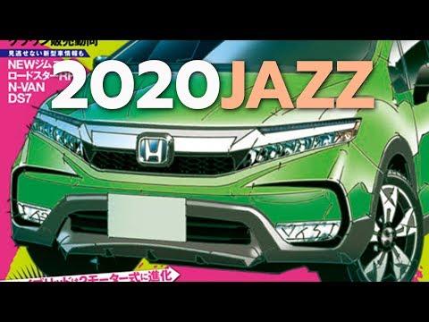 All-New 2020 Honda Jazz มีทั้งระบบไฮบริดใหม่ และไฟฟ้า 100% เล็งขายที่ 6 แสนบาท