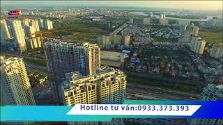 Flycam Masteri An Phú Thảo Điền Quận 2 - Tập đoàn Đông Hưng