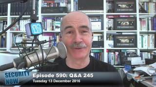 Security Now 590: Your Questions, Steve's Answers 245