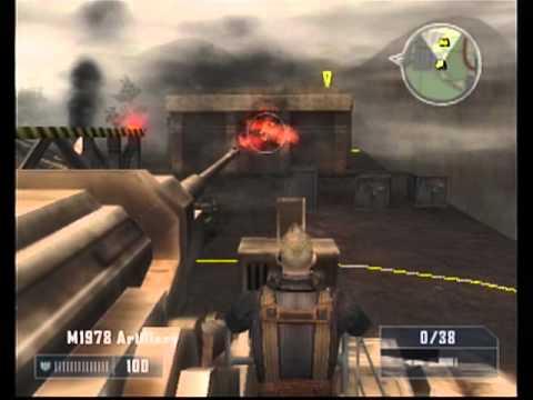 Mercenaries Playground of Destruction Part 12