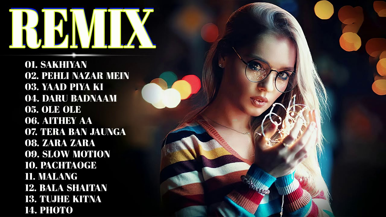 NEW HINDI SONGS - Bollywood Remix Songs 2020 June - New Hindi Remix Mashup Songs 2020 - Indian Remix