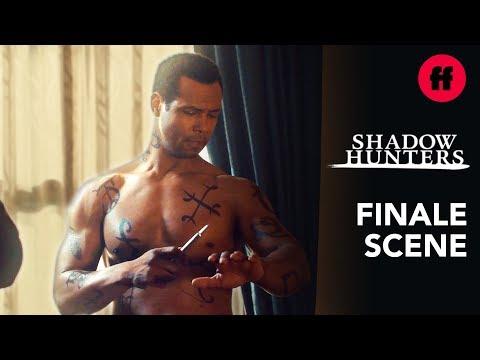Shadowhunters Series Finale | Luke Becomes A Shadowhunter Again | Freeform