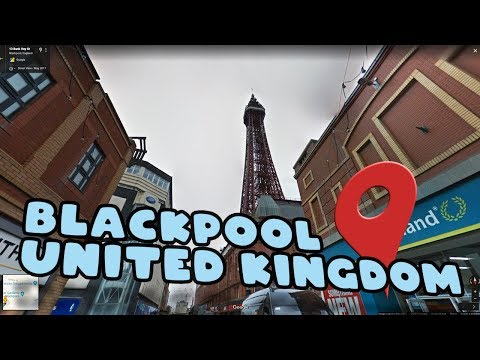 Let's Check Out Blackpool In The UK!